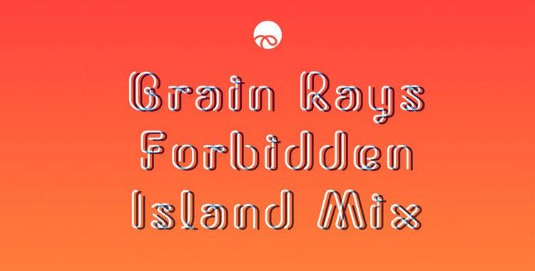 BRAIN RAYS 'FORBIDDEN ISLAND' MIX