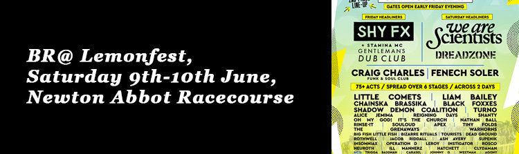 Bizarre Rituals @ Lemonfest - 9th-10th June 2017